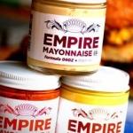 Empire Mayonnaise Jars