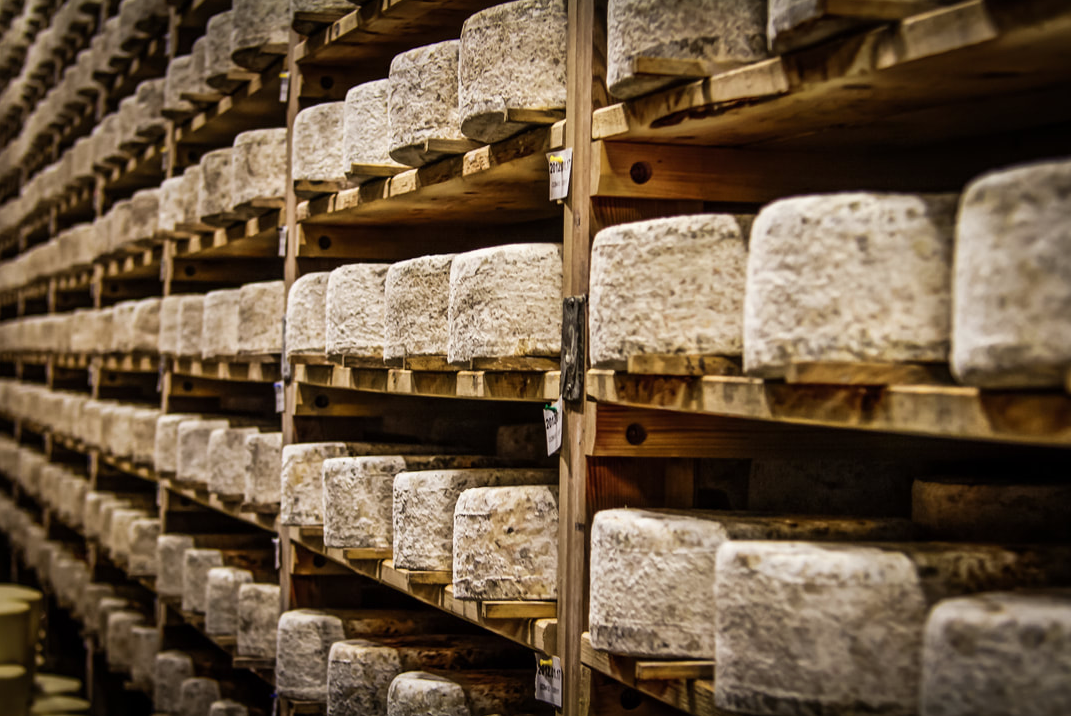 Vermont Cheese Cave