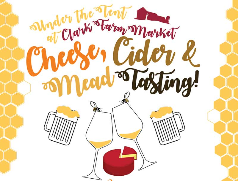 Cheese Cider Mead Tasting!