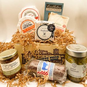 Monthly Cheese and Charcuterie box